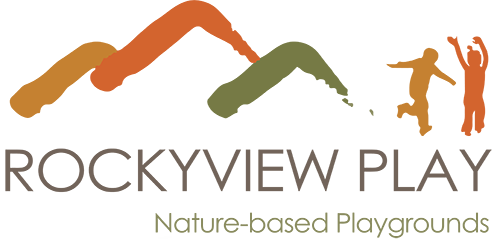 Rockyview Play Nature Based Playground Design and Build