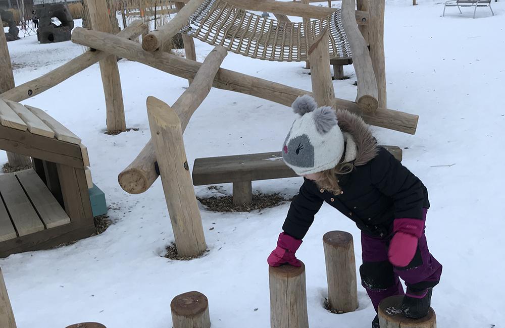 Edmonton Alberta Playground Design