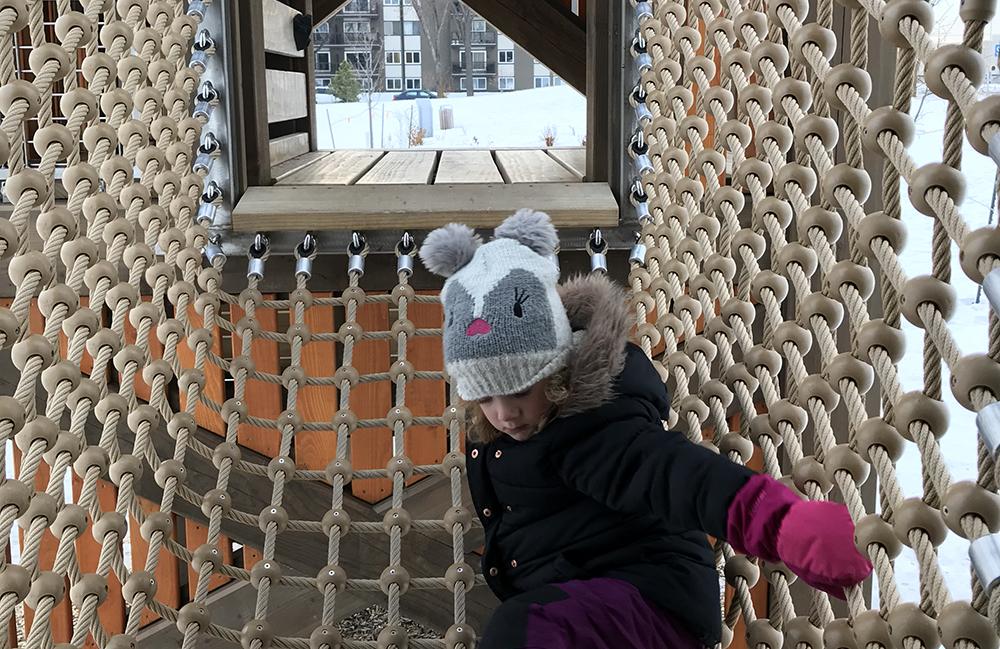 Edmonton Playground Design